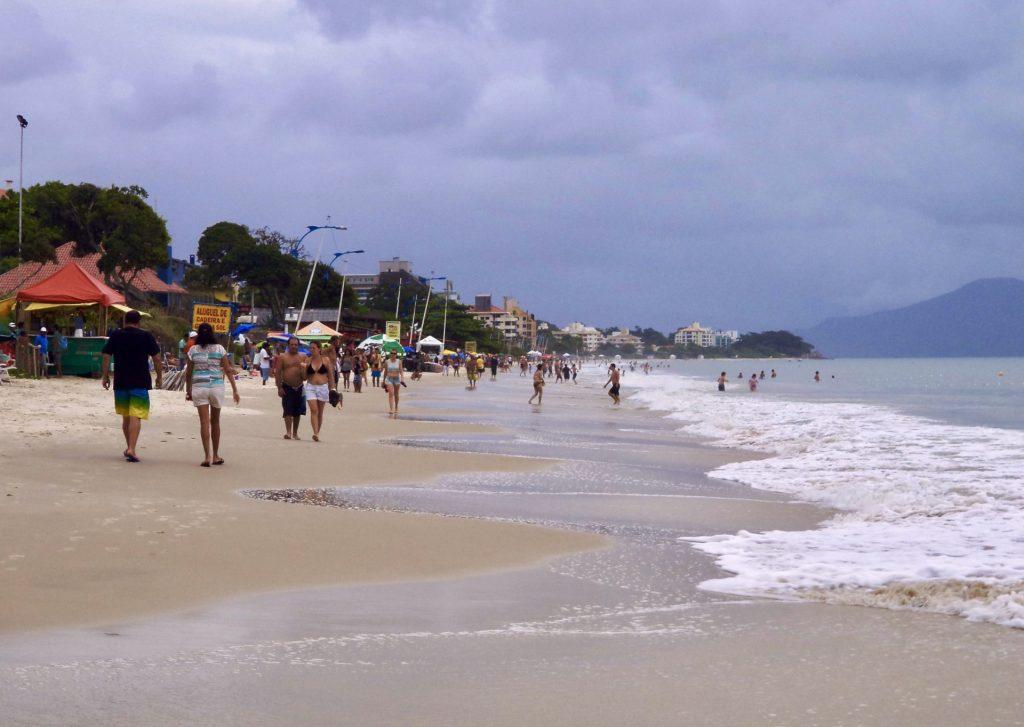 Canasvieiras, Florianópolis.