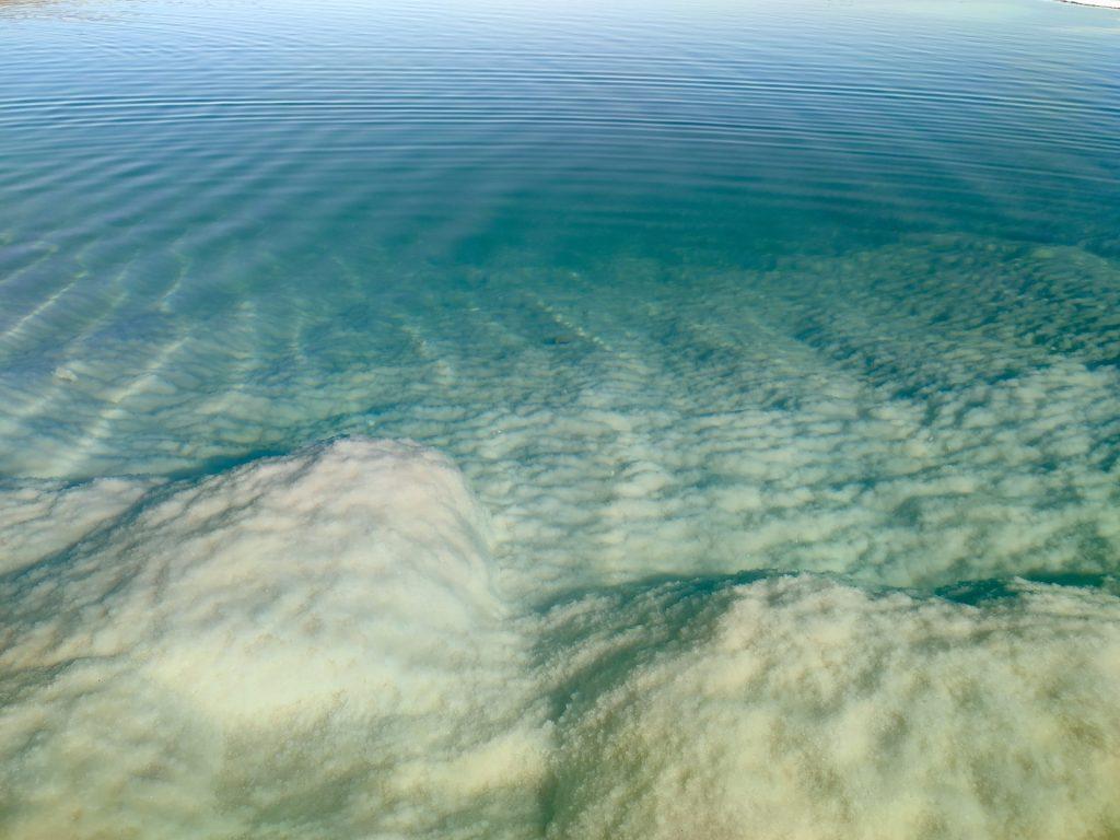 Lagunas Escondidas de Baltinache San Pedro de Atacama.