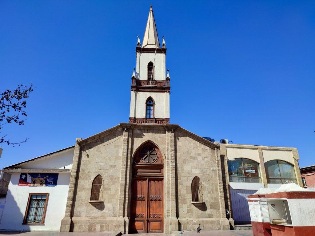Guía para viajar a La Serena: Parroquia El Sagrario.